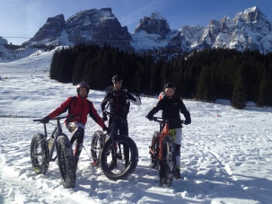Snow Fat Bike