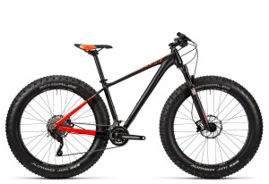 Cube 'Nutrail' Fat Bike
